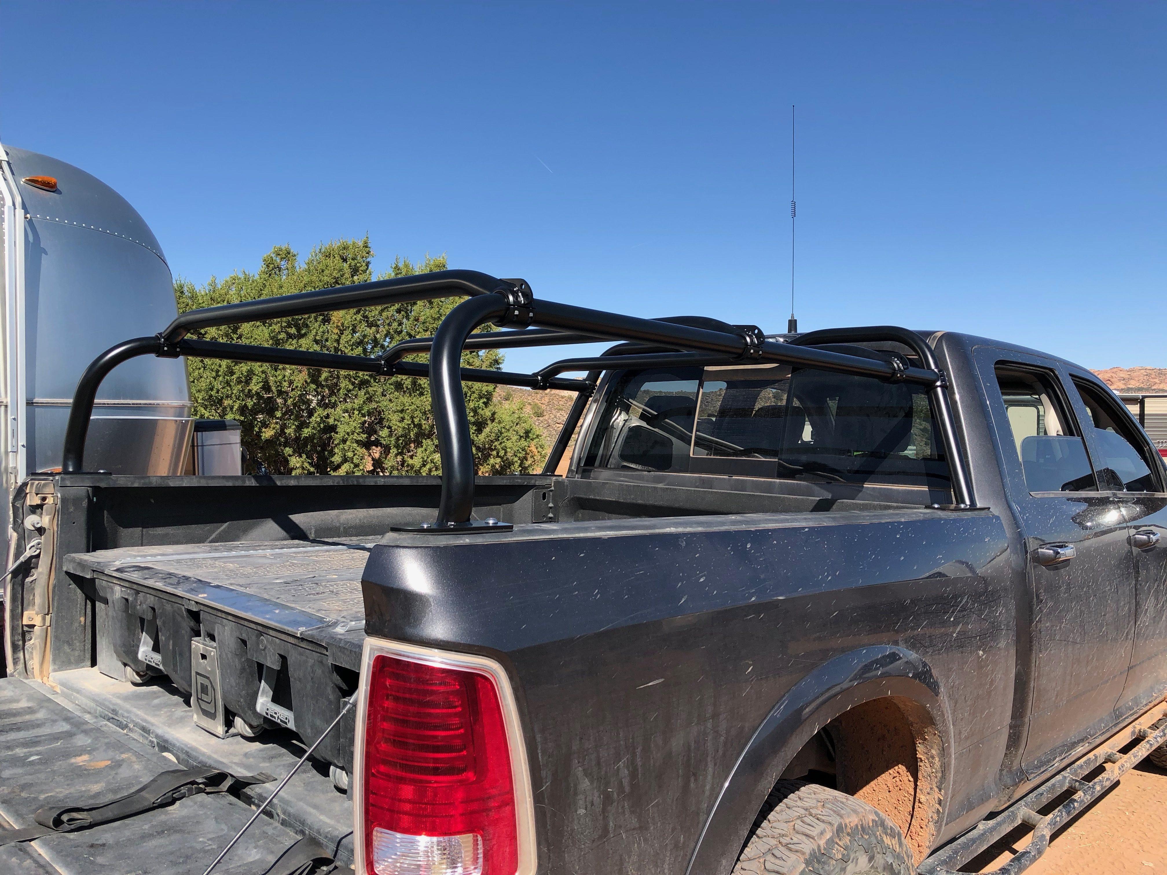 Contour Rack - Standard Bed- Ram 2500/3500 | Dethloff Mfg